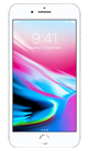 Apple iPhone 8 Plus 256GB Silver Contract Deals