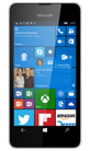 Microsoft Lumia 550 Black Pay As You Go Phone Offers