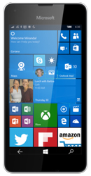 Microsoft Lumia 550 Black