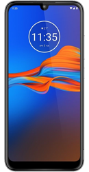 Moto E6 Plus Grey