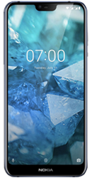 Nokia 7.1 32GB Blue prepaid