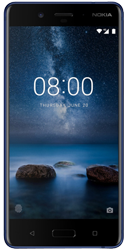 Nokia 8 Blue Deals on Contract offers