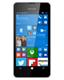 Microsoft Lumia 550 Black pay as you go phone on O2 network