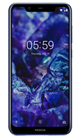 Nokia 5.1 Plus 32GB Blue Contract Phones upto £50 a month