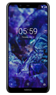 Nokia 5.1 Plus 64GB Black Contract Phones upto £50 a month