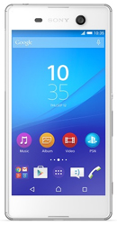 Sony Xperia M5 White Deals on Contract offers